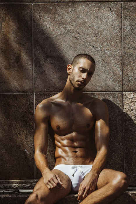 Sergio Acevedo Shirtless by HardCiderNY Photography | THEHUNKFORM.COM | Scoop.it