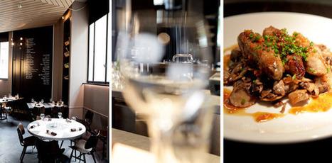 Terroir Parisien: Locavore Dining In Paris By A Michelin Starred Chef | Exploring the Paris food scene | Scoop.it