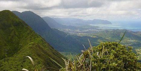 Bergen op Hawaaiiaans eiland lossen langzaam op | Aardrijkskunde Scoop | Scoop.it