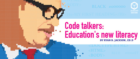 Code talkers: Education's new literacy | iPads in Education | Scoop.it