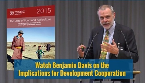 Social Protection and Agriculture for Food Security:  Breaking the Cycle of Poverty | Purpose-oriented communications 4dev | Scoop.it