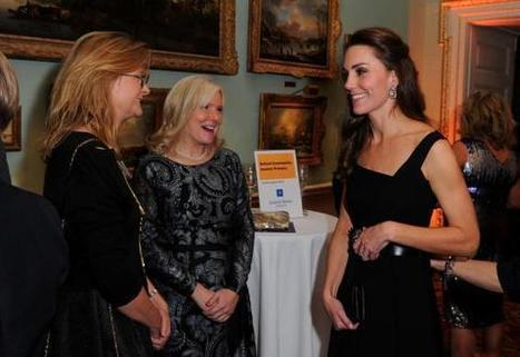 Duchess of Cambridge calls for end to 'stigma' of mental health | ESCAP child and adolescent psychiatry | Scoop.it