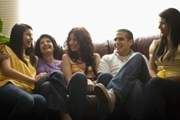 How Teens Benefit from Healthy Relationships with Family and Friends | Healthy Marriage Links and Clips | Scoop.it