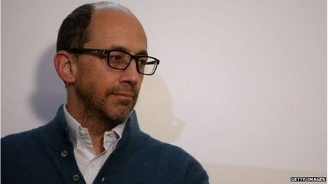 Twitter's Dick Costolo steps down as chief executive - BBC News   Bailey's Business A2 BUSS4   Scoop.it