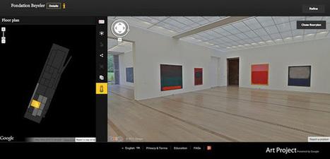 Google Adds 20 More Museums to its Online Art Project | Réinventer les musées | Scoop.it