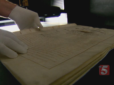 Original Versions Of Tenn. Constitution Going On Display | Tennessee Libraries | Scoop.it