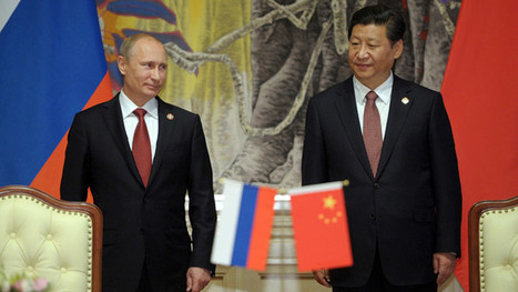 'China ready to replace EU investors in Russia if more sanctions follow' | Hot of the press | Scoop.it