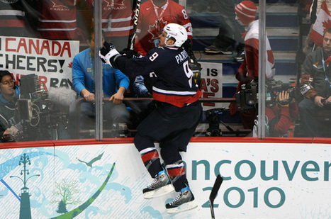 Zach Parise named Team USA's captain for 2014 Olympics | Everything Hockey | Scoop.it