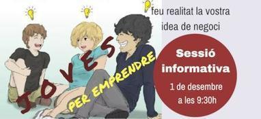 El Consell Comarcal busca joves del Maresme que tinguin una idea de negoci | SOM - InForma't | Scoop.it
