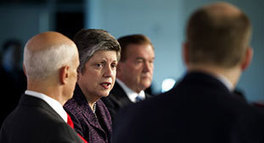 Janet Napolitano: President Barack Obama Secret Service team sheltered from cuts | Surveillance Studies | Scoop.it