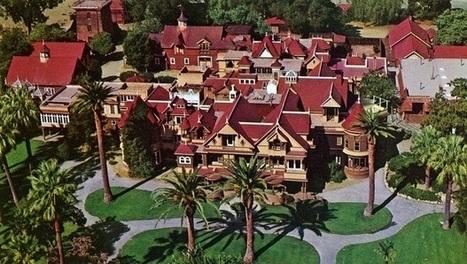 La maison mystère que Sarah Winchester n'a pas pu arrêter de construire   I love it !   Scoop.it