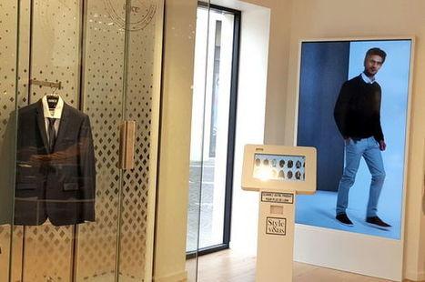 Quand le digital se met au service des enseignes de mode... et de leurs clients   Distribution, Enseignes et points de vente - www.codoc.fr   Scoop.it