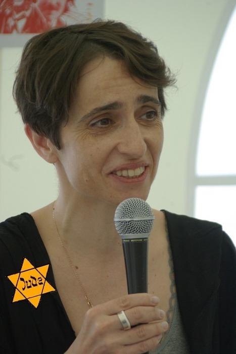 Homosexual activist Masha Gessen admits her true purpose is to destroy marriage • Destroy Zionism! | The Indigenous Uprising of the British Isles | Scoop.it