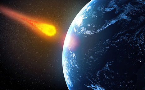 Comets could have sparked life on Earth, scientists show | University of Kent in the News | Scoop.it