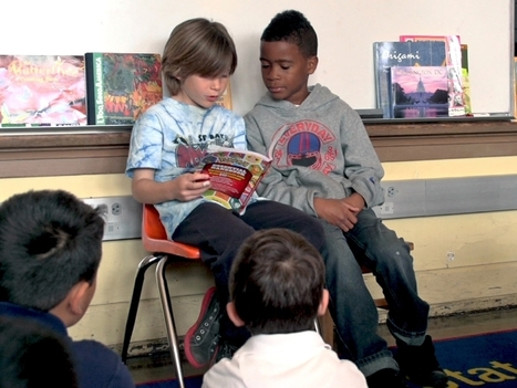 Young Storytellers: The Tale Begins | School Library Advocacy | Scoop.it