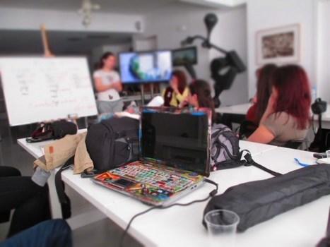 Εργαστήρια κινούμενης εικόνας από το Exile Room | eyelands | Scoop.it