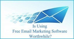 Is Using Free Email Marketing Software Worthwhile? | Garuda - The Intelligent Mailer | Email Marketing Software | Scoop.it