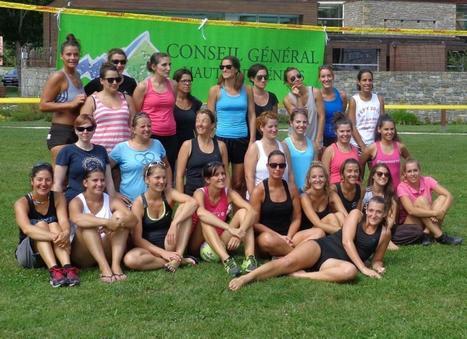 Un week-end pour le volley féminin dans le Louron | Louron Peyragudes Pyrénées | Scoop.it