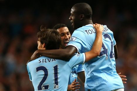Manchester City aim to win back the Premier League title with style says Zabaleta - Mirror.co.uk | The latest soccer news | Scoop.it