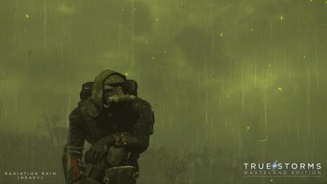 True Storms - Wasteland Edition (Thunder-Rain-Weather Redone) at Fallout 4 Nexus - Mods and community | Game Mod Culture | Scoop.it