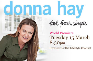 Donna Hay - fast, fresh, simple - Taste.com.au | Fabulous Chefs, And The Last Word in Today's Cuisine | Scoop.it