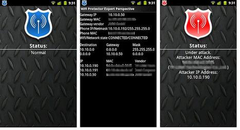 WiFi Protector – Protégez votre téléphone Android des attaques Man In The Middle | Korben | TFL'veille techno | Scoop.it