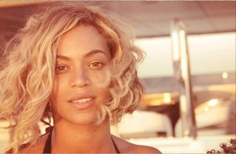 Beyonce Without Makeup — Still Glowing From Her Birthday ... | Make-up | Scoop.it