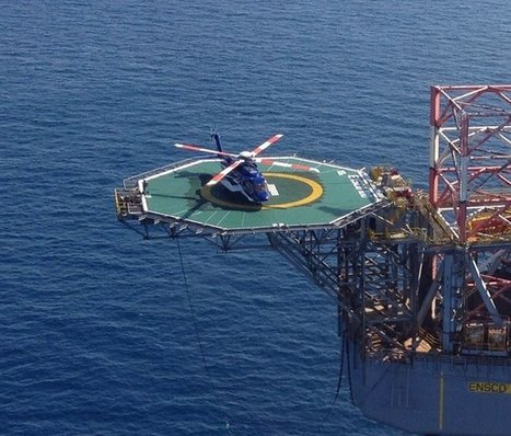 The lifeline to the north sea oil industry! Helikopterservice | Heli Daily | Scoop.it