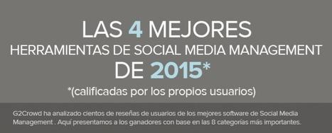 Las 4 mejores herramientas de gestión de redes sociales de 2015 | comunicologos | Scoop.it