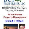 Tacoma washington Property management