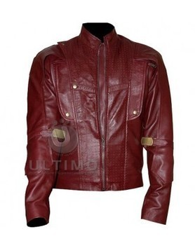 Guardians of the Galaxy Chris Pratt (StarLord) Jacket | Celebrities Leather Jackets | Scoop.it