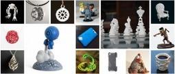 Impression 3D : quels objets peut-on avoir envie d'imprimer ... | 3D | Scoop.it