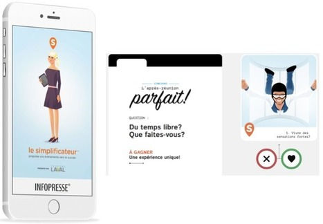 Stratégie numérique au goût du jour - l'exemple de Tourisme Laval | Pense pas bête : Tourisme, Web, Stratégie numérique et Culture | Scoop.it