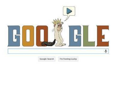Qualitypoint Technologies • View topic - Maurice Sendak's 85th birthday Google doodle | doodles 2013 | Scoop.it