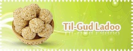 Til-Gud- Ladoo Recipe Makar Sankaranti Special | Recipe | Scoop.it