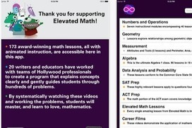 4 Excellent Resources for Math Teachers ~ Educational Technology and Mobile Learning | learning by using iPads | Scoop.it