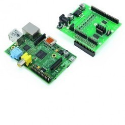 Expansion Shield for RaspberryPi compatible with Arduino | MakeChronicles | Scoop.it
