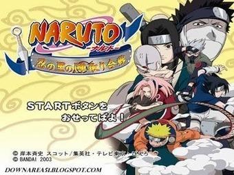 Download Game Dingdong: Naruto (PSX) | Game Dingdong | Scoop.it