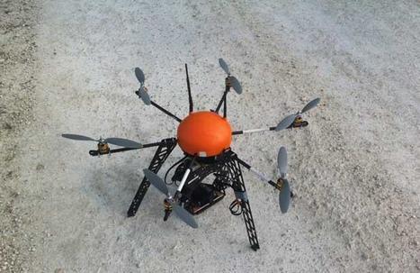 Les drones peuvent prendre leur envol | Robotique de service | Scoop.it