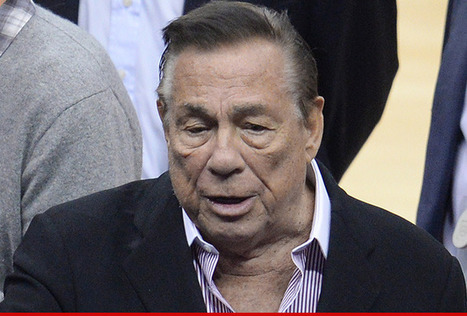 Donald Sterling -- Hires Lawyer, Threatens to Sue NBA [REPORT ... | A Changing Culture in Sports! | Scoop.it