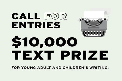 Text Prize | Young Adult and Children's Stories | Scoop.it