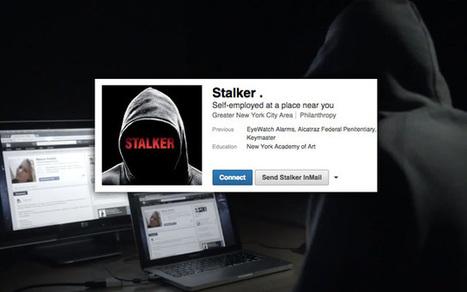 BBDO utilise le coté obscur de LinkedIn pour lancer la série «Stalker» | Social Media - ES | Scoop.it