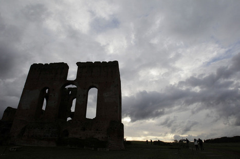 Could Climate Change Have Led To The Fall Of Rome? : NPR | The Collapse of Ancient Civilizations | Scoop.it