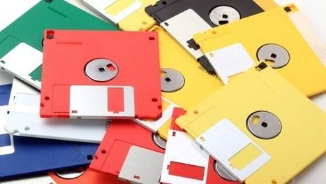 ¿Creías que los disquetes eran una tecnología muerta? Espera a ver esta genialidad | Creatividad infinita | Scoop.it