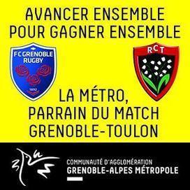 Merci aux élus locaux et à l'équipe de rugby de Grenoble | Brèves de scoop | Scoop.it