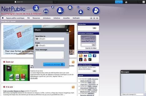 Channel.me pour partager le même écran Internet à distance | Le Top des Applications Web et Logiciels Gratuits | Scoop.it