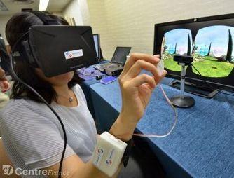 Japon : une technologie qui rend tangibles des images irréelles - Le Berry Républicain   Geek-$$   Scoop.it