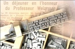 La presse juive ancienne accessible en ligne | Archives  de la Shoah | Scoop.it