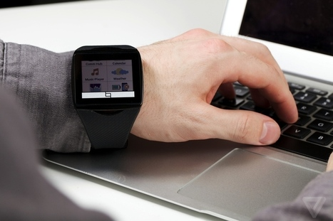 Qualcomm Toq review: a brief glimpse at the future of smartwatches | Nerd Vittles Daily Dump | Scoop.it
