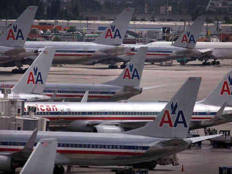Vé máy bay American Airlines | face9x.com | Scoop.it